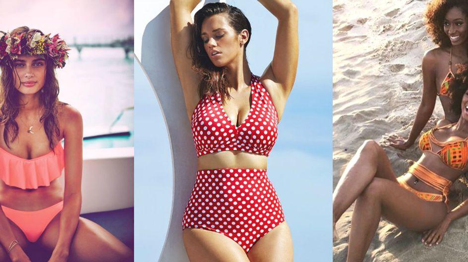 Inspiração moda praia: +50 ideias de biquínis, maiôs & cia para curtir seu lugar ao sol