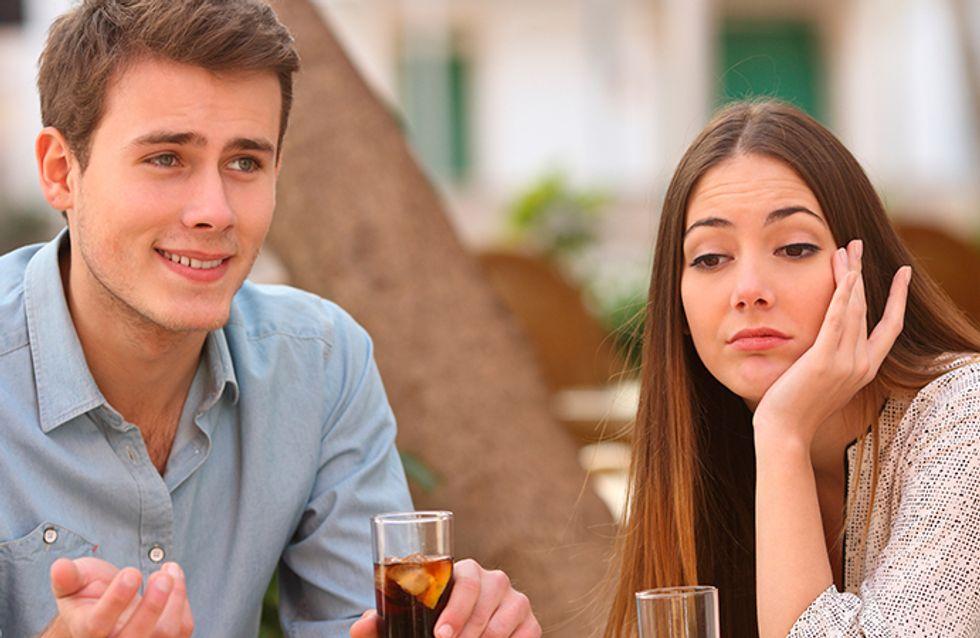 10 coisas para não dizer em um primeiro encontro