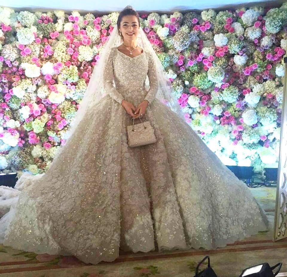 DAS sind die 13 teuersten Brautkleider der Welt!
