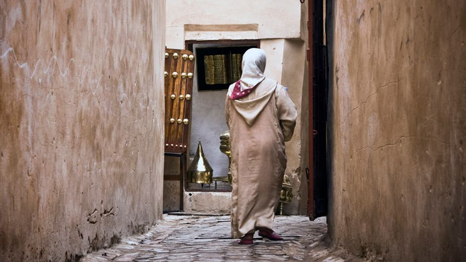 Esta activista afgana hizo crecer a su hija como un niño para darle una vida mejor