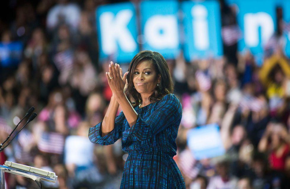 Michelle Obama détruit Donald Trump dans un discours puissant et inspirant (Vidéos)