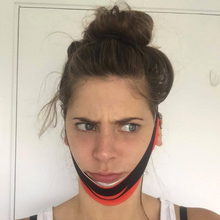 We Tried The ChinUp Mask And Here's What Happened