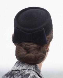 Kate Middleton arbore toujours des chignons impeccables grâce à un filet invisible