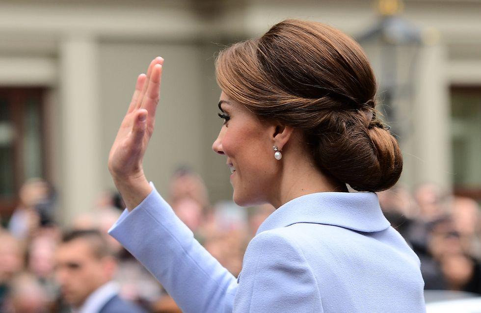 Le secret de Kate Middleton à moins d'1€ pour un chignon impeccable