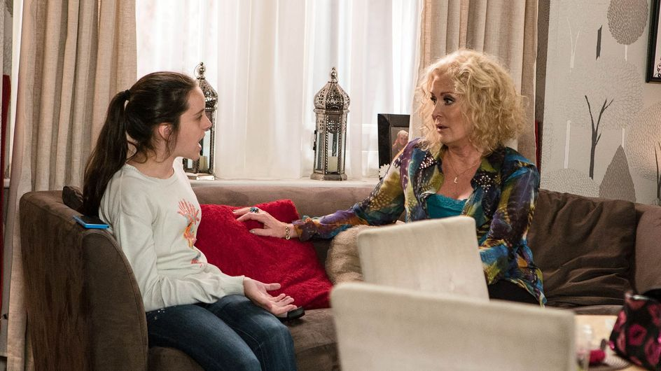 Coronation Street 24/10 - Can David Finally Lay Kylie's Ghost To Rest?