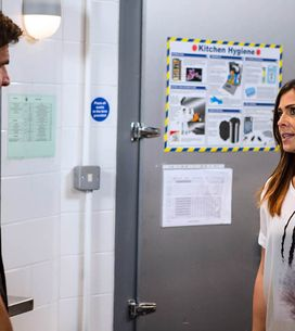 Coronation Street 28/10 - Steve Meets His Fate