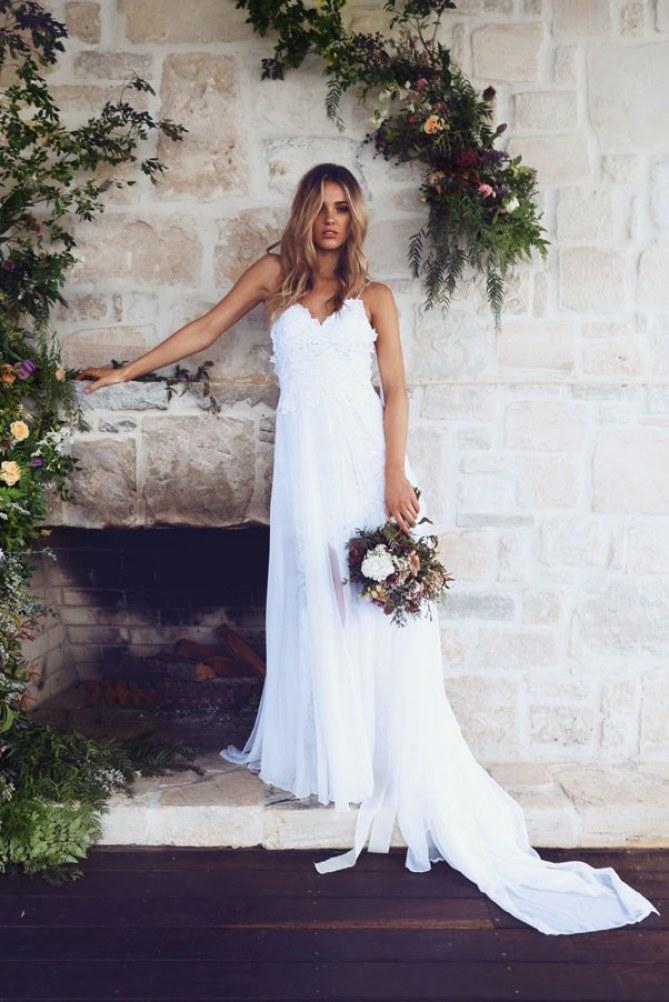 """La robe """"la plus épinglée"""" de Pinterest va vous donner envie de vous marier"""