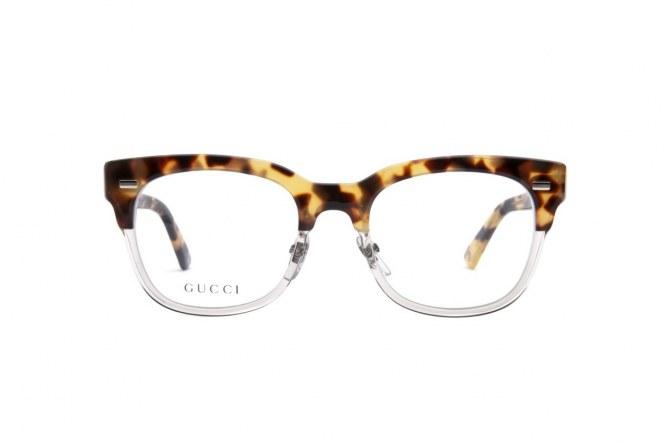 Brille 'GG3747' von Gucci, 285 €, gesehen auf becker-floege.de