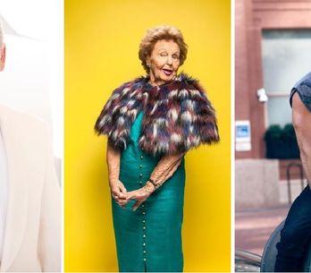 Au top : une agence de mannequins propose une nouvelle carrière aux retraités (P