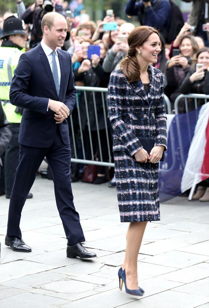 Le manteau au top de Kate Middleton