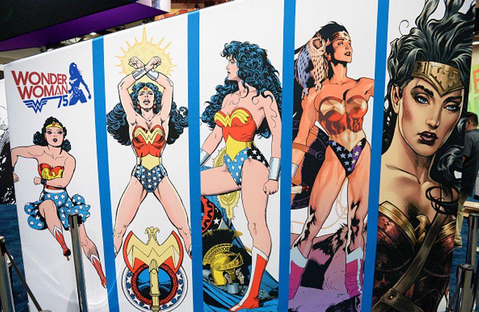 Wonder Woman devient la nouvelle ambassadrice de l'ONU pour l'émancipation des femmes (Photos)