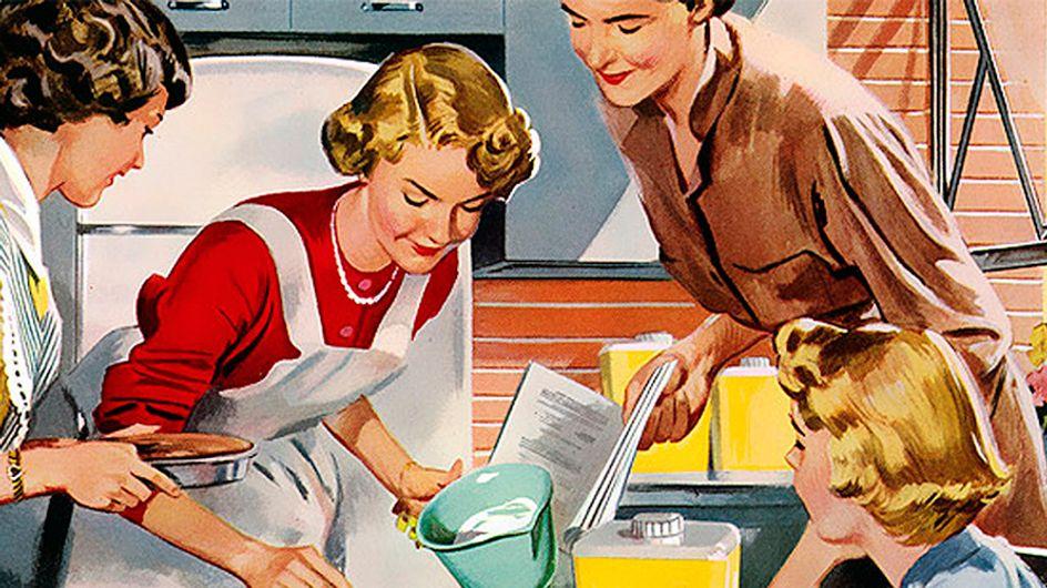 Você não vai acreditar neste guia que ensina mulheres a serem boas esposas