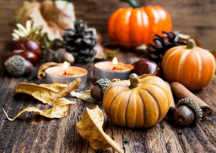 Herbstliche Brotzeit