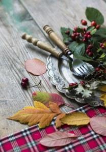 Brotzeit decken: Herbstlich für die ganze Familie