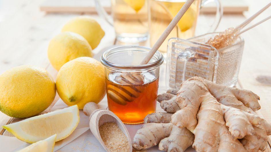 Tisana zenzero e limone: benefici, ricetta e quando berla