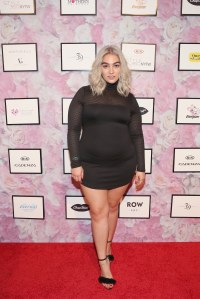 Nadia Aboulhosn, top model plus size