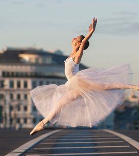 Cuerpo de bailarina: el ballet como nueva tendencia para ponerse en forma