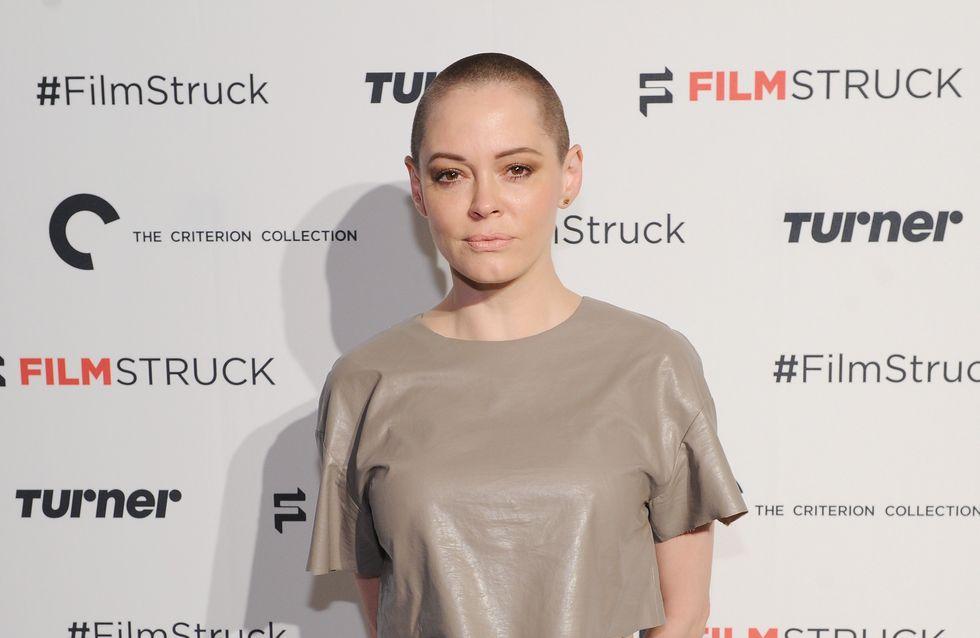 Rose McGowan révèle avoir été violée par un célèbre producteur et lance un puissant appel (Photos)