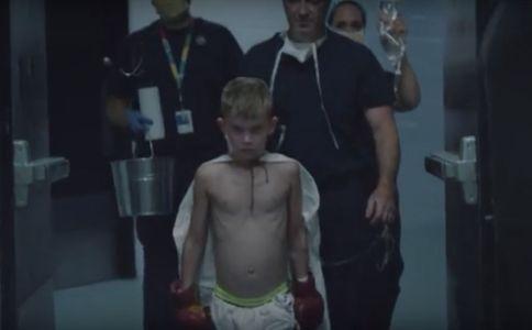 Le clip qui rend hommage à la force des enfants malades