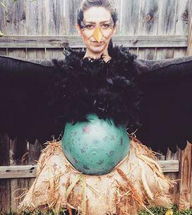 Le meilleur (et le pire) des costumes de femmes enceintes pour l'Halloween!