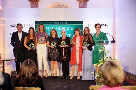 Ganadoras Premios Mujeres con Talento