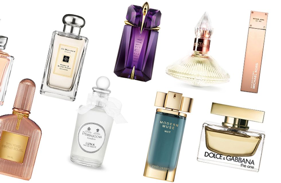 The Best Winter Fragrances: 10 Perfumes We're Smitten With
