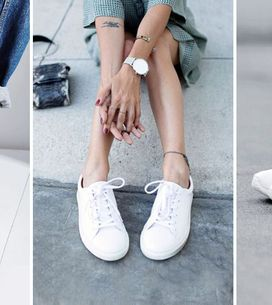 5 trucs miraculeux pour ressussiter des baskets blanches qui ont du vécu