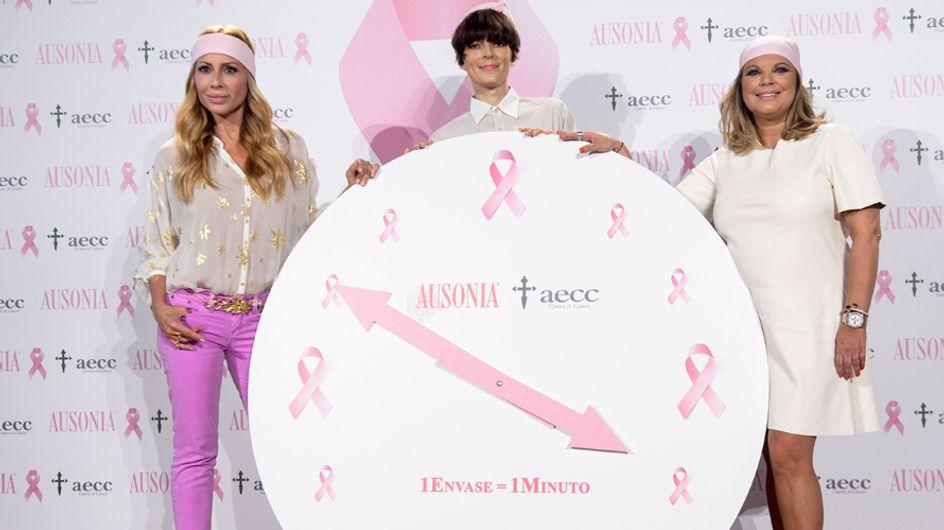 Estas fueron las reacciones de las celebrities en el Día Contra el Cáncer de Mama