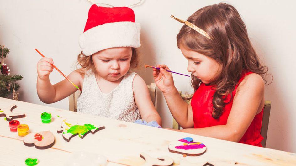 10 manualidades navideñas para niños