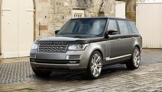 Land Rover Range Rover SVAutobiography