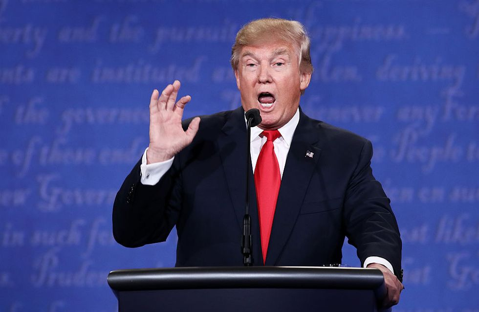 Trump souhaite abolir l'avortement et déclenche une vague d'indignation (Vidéos)