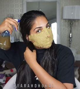 Cette youtubeuse a un remède beauté 100% naturel et ultra simple pour resserrer