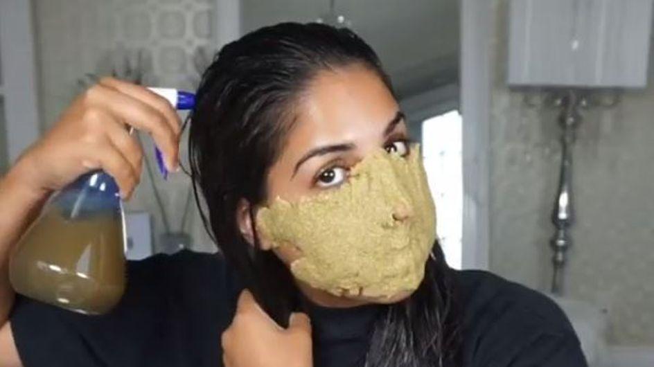 Cette youtubeuse a un remède beauté 100% naturel et ultra simple pour resserrer les pores