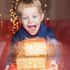 ¡Y por fin llegó el día! Las mejores reacciones de los más peques al abrir sus regalos