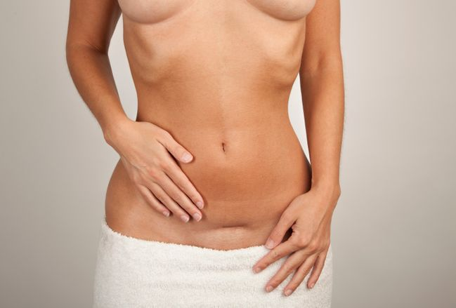 come perdere peso dopo la gravidanza con taglio cesareo