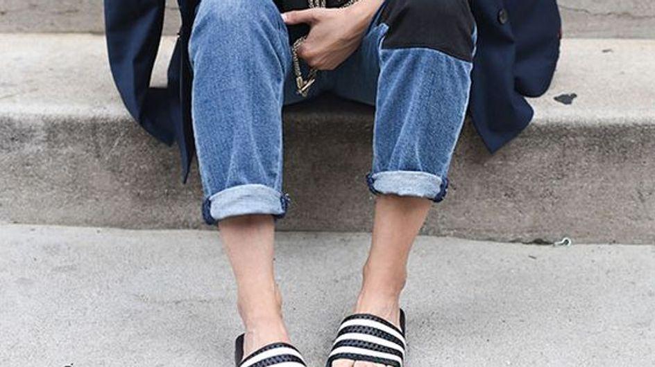 Neste verão, troque as rasteiras pelo chinelo slide