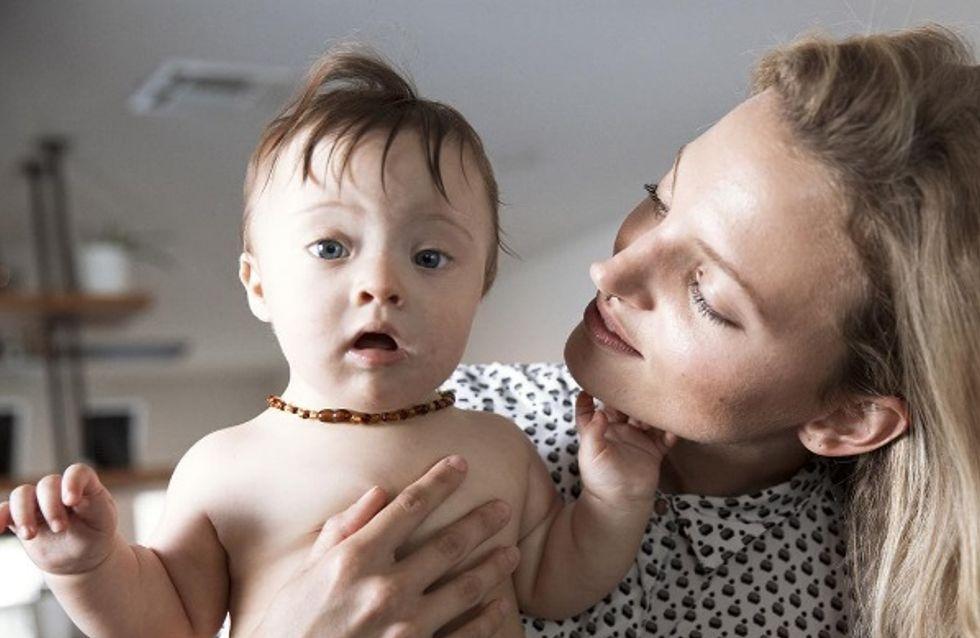 Cette maman émeut Instagram en partageant le quotidien de son fils trisomique (Photos)
