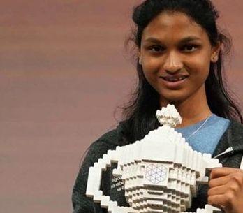 Con solo 16 años, esta chica ha creado un invento para reducir la sequía en Sudá