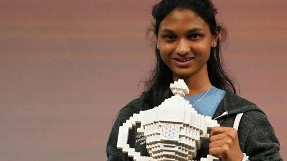 Con solo 16 años, esta chica ha creado un invento para reducir la sequía en Sudáfrica