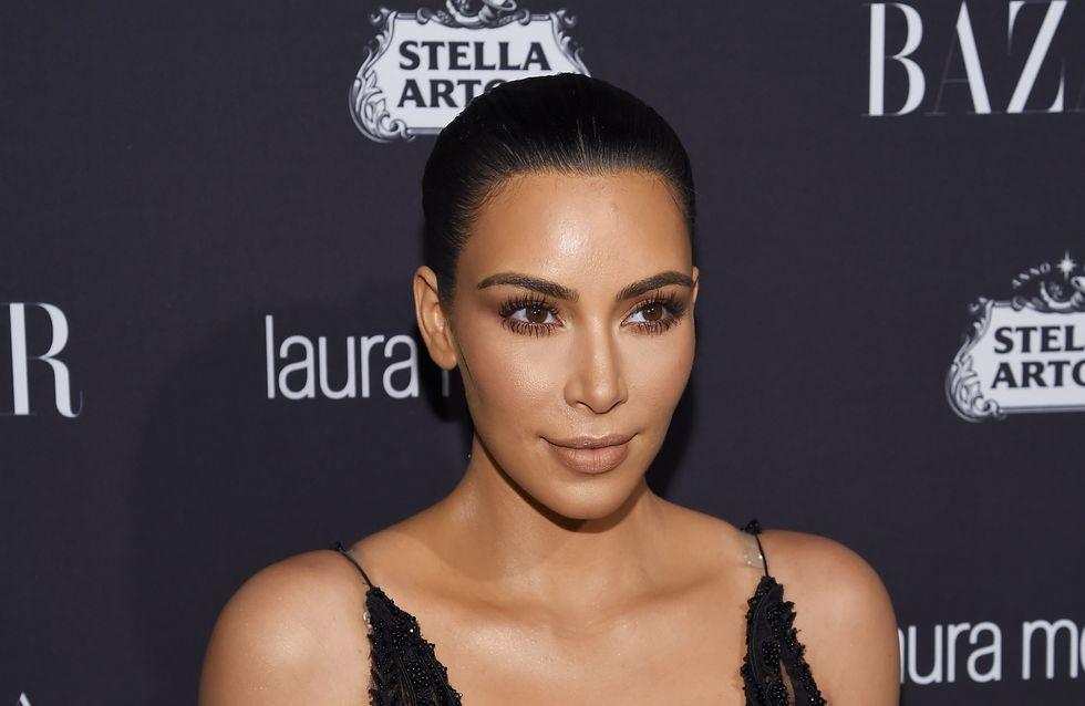 Retrouvez les plus belles photos sans maquillage de Kim Kardashian pour ses 36 ans