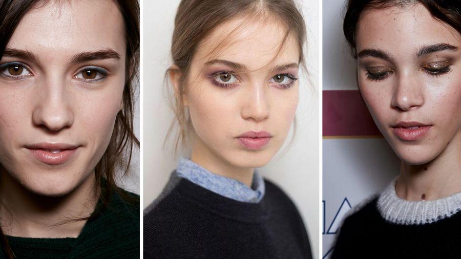 Trucco occhi 2017: ombretti, colori e trend make-up dell'autunno inverno