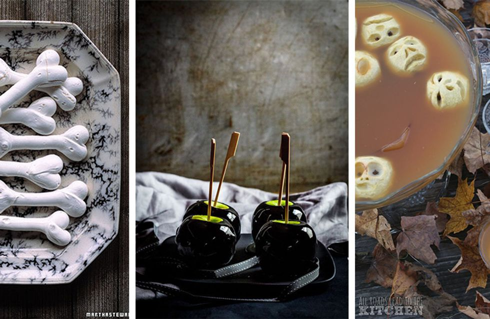 13 Creepy Treats To Spice Up Your Halloween Party