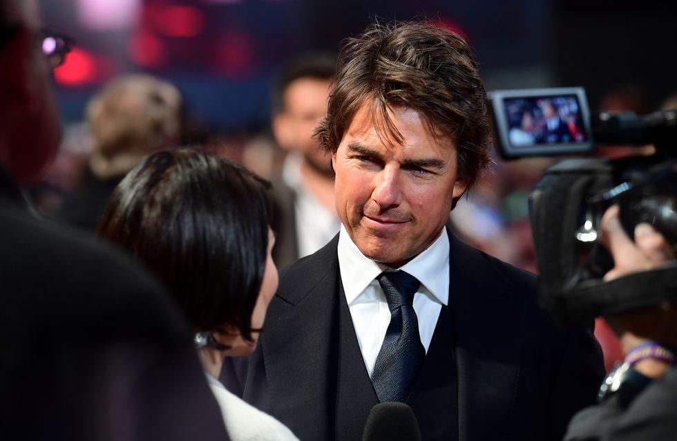 ¿Qué le ocurre a Tom Cruise?