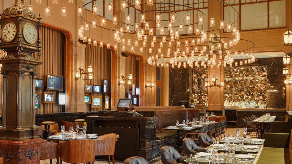 El hotel W Ámsterdam rompe las normas del lujo tradicional