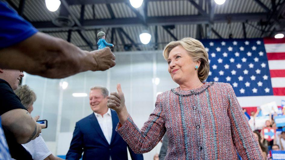 Los famosos que apoyan a Hillary Clinton en su campaña por la Presidencia