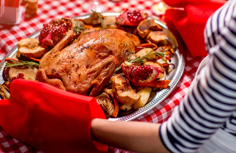 ¡Autocontrol! 7 consejos para evitar los temidos atracones en Navidad