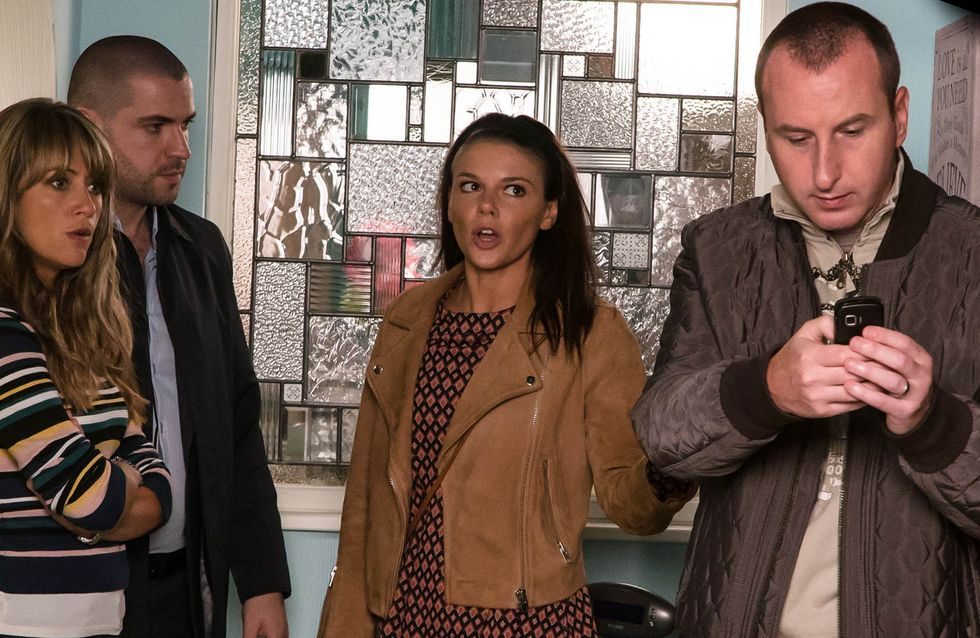 Coronation Street 31/10 - Maria Makes A Shocking Discovery