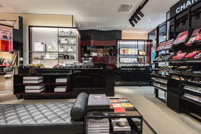 La nouvelle boutique Chanel à Genève