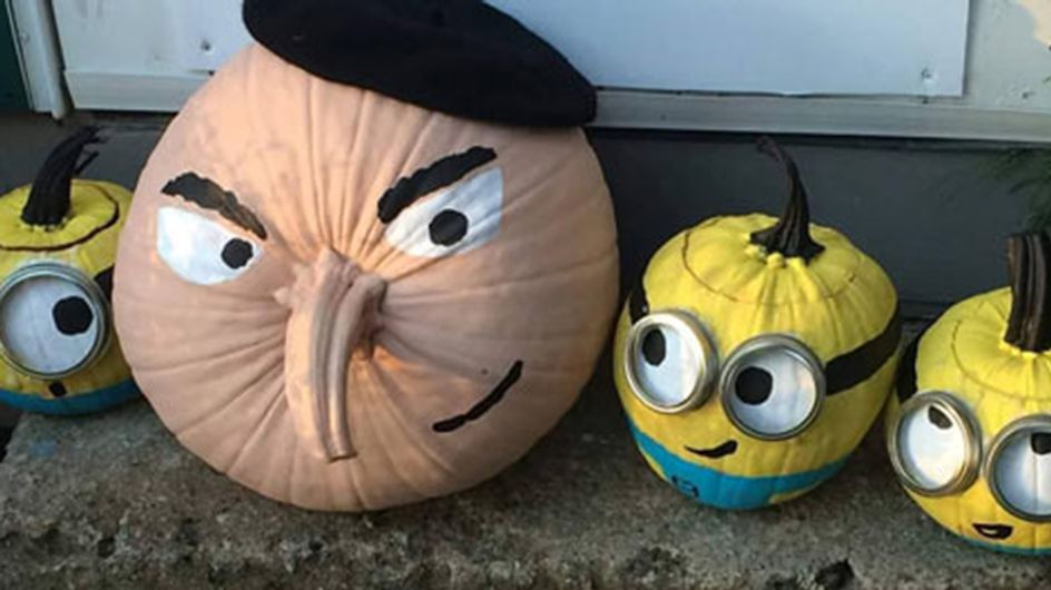 25 Killer Carving Ideas To Get Your Pumpkin On Point This Halloween