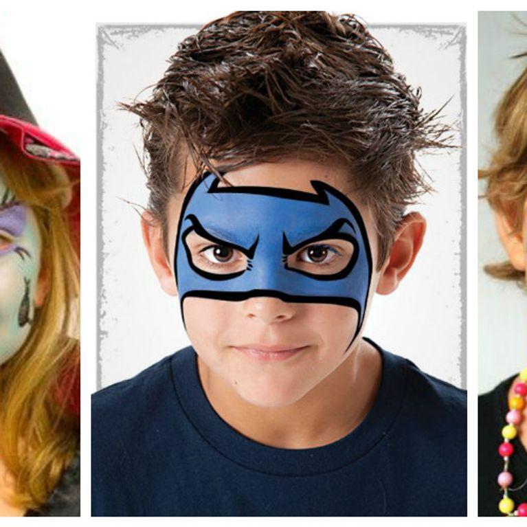 Trucco Di Halloween Per Bambini Idee Facili E Da Urlo